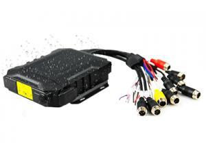 4CH H.265 SSD MDVR