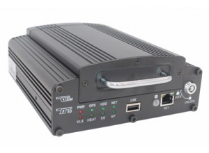 8CH HDD Mobile DVR M52